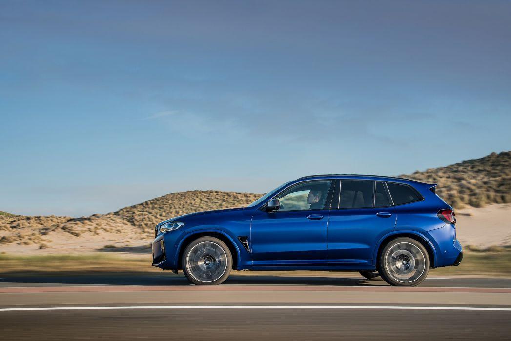 Image 5: BMW X3 Estate Xdrive M40i MHT 5dr Auto
