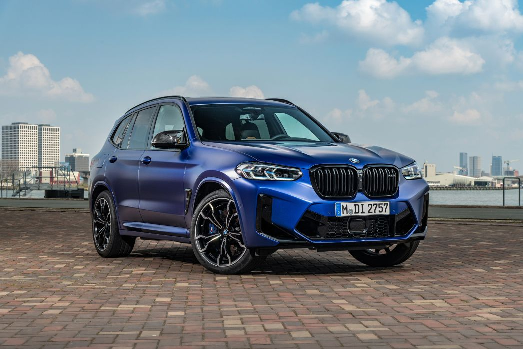 Image 1: BMW X3 Estate Xdrive M40i MHT 5dr Auto