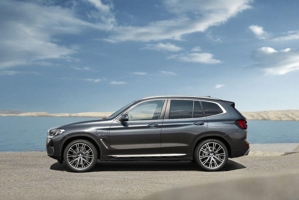 Image 6: BMW X3 Estate Xdrive20i M Sport 5dr Step Auto [tech Pack]