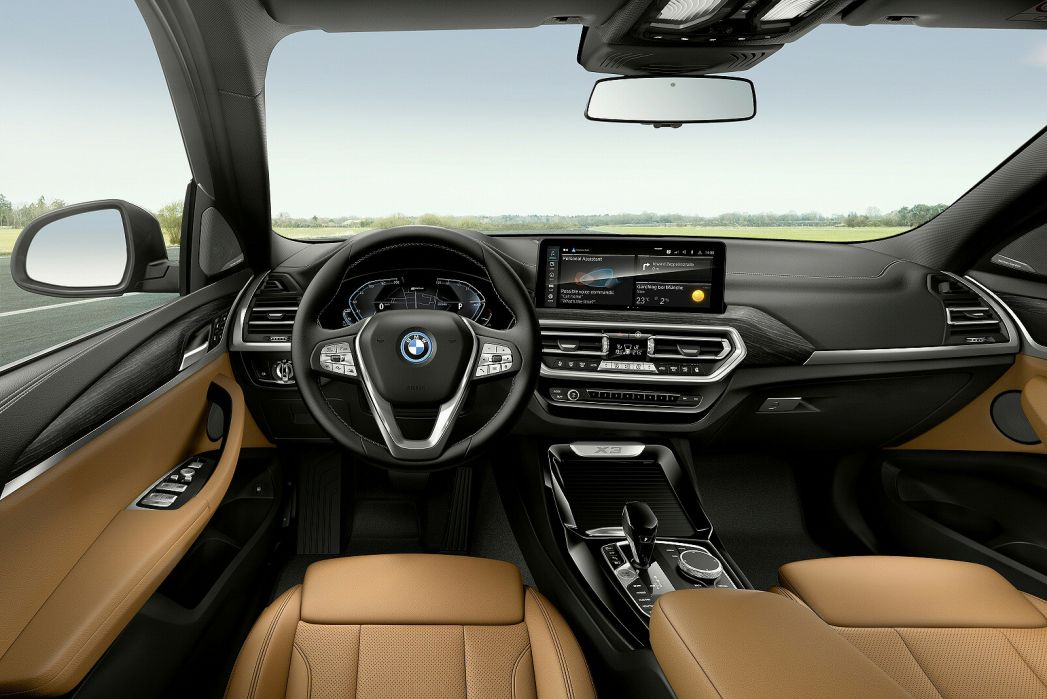Image 4: BMW X3 Estate Xdrive20i M Sport 5dr Step Auto [tech Pack]