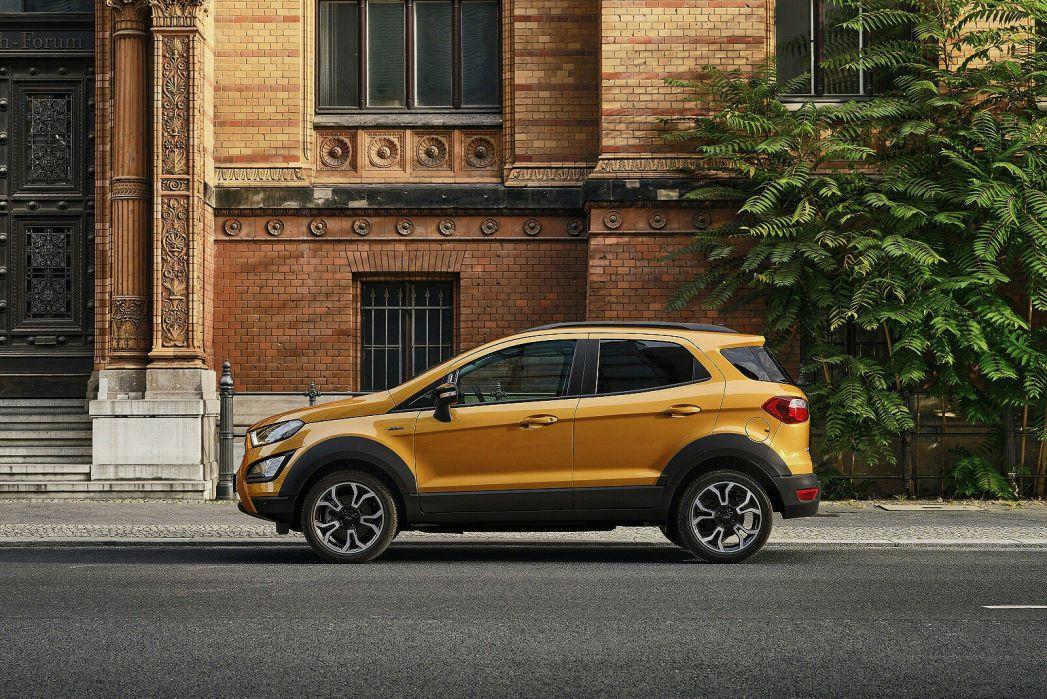 Image 2: Ford Ecosport Hatchback 1.0 Ecoboost 125 ST-Line Design 5dr