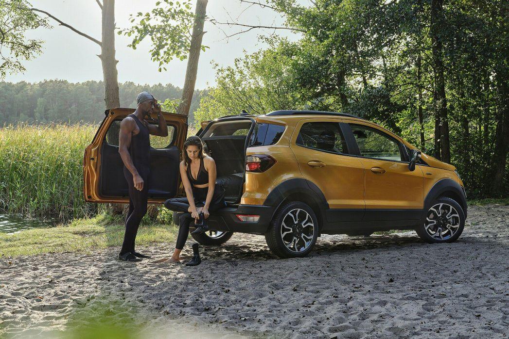 Image 3: Ford Ecosport Hatchback 1.0 Ecoboost 125 ST-Line Design 5dr
