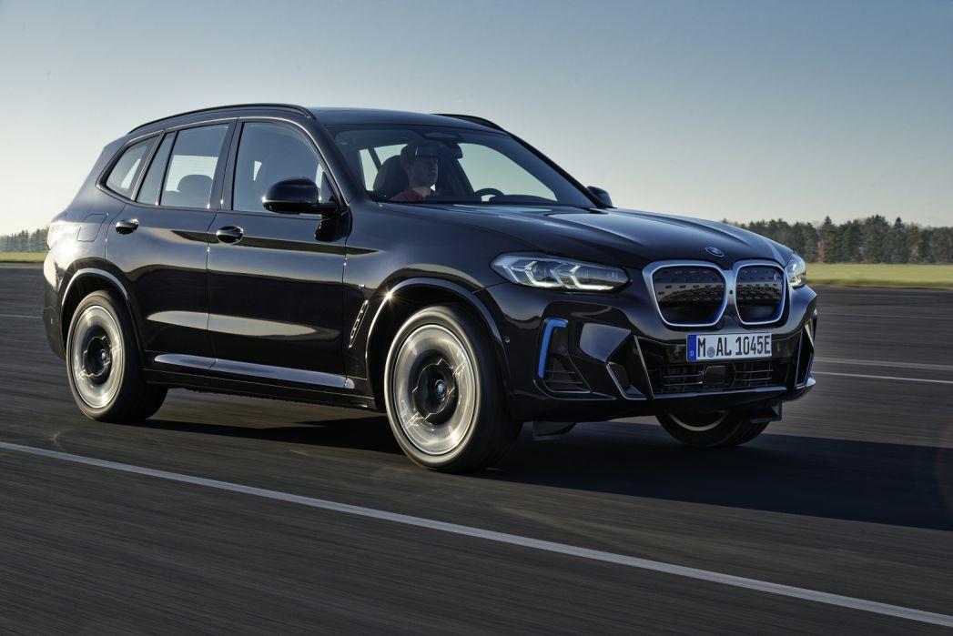 Image 2: BMW IX3-E Electric Estate 210KW M Sport PRO 80KWH 5dr Auto
