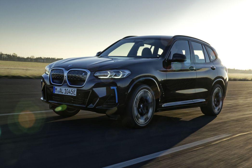 Image 4: BMW IX3-E Electric Estate 210KW M Sport PRO 80KWH 5dr Auto