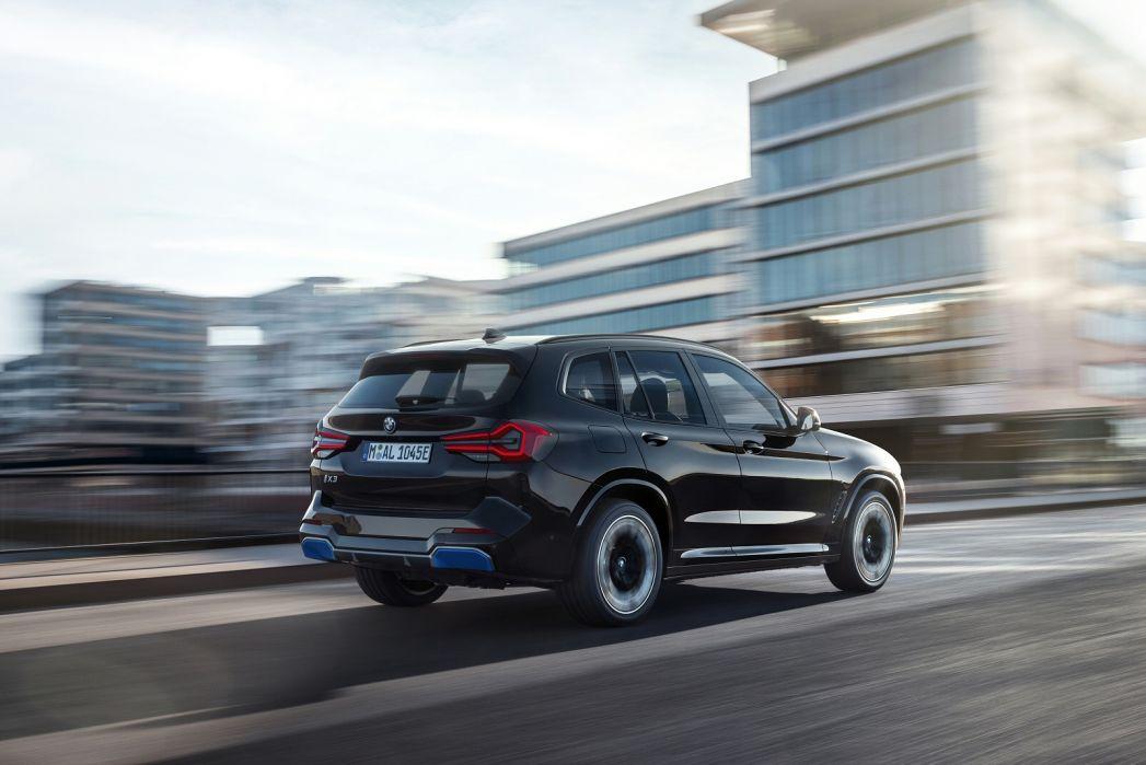 Image 6: BMW IX3-E Electric Estate 210KW M Sport PRO 80KWH 5dr Auto