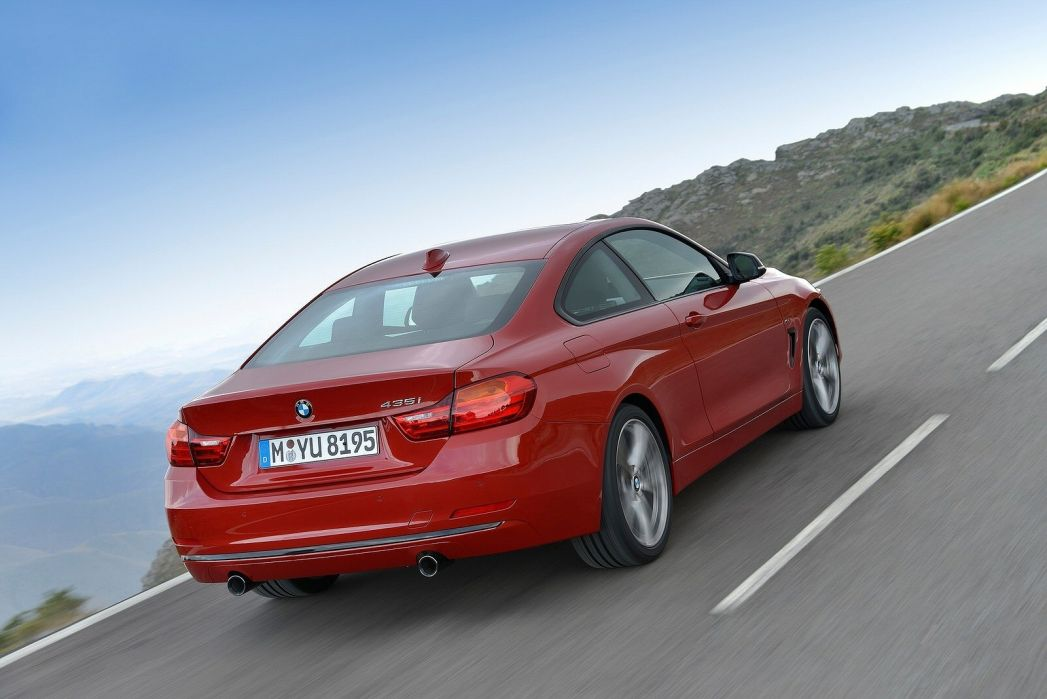 Image 2: BMW 4 Series Diesel Coupe 420D [190] Sport 2dr [business Media]