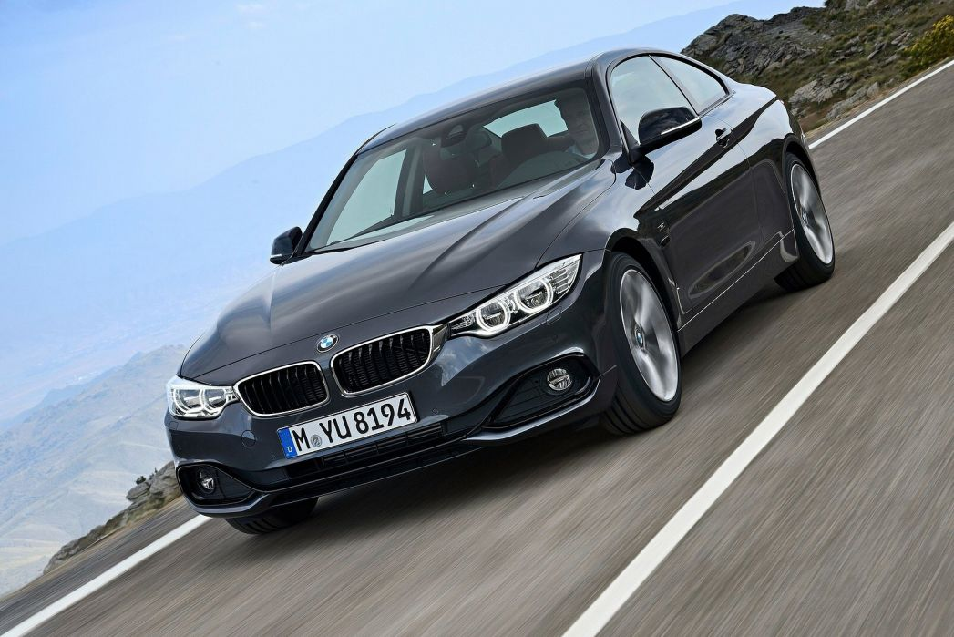 Image 3: BMW 4 Series Diesel Coupe 420D [190] Sport 2dr [business Media]
