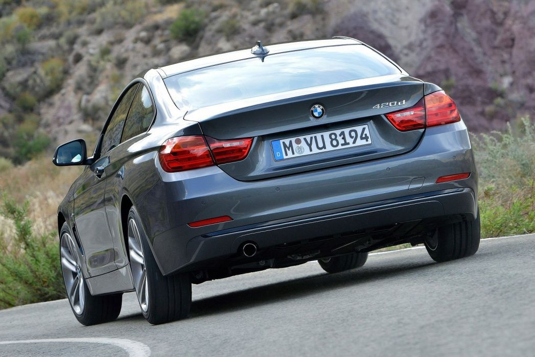 Image 5: BMW 4 Series Diesel Coupe 420D [190] Sport 2dr [business Media]