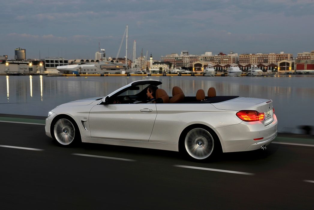 Image 4: BMW 4 Series Convertible 420I Sport 2dr Auto [business Media]