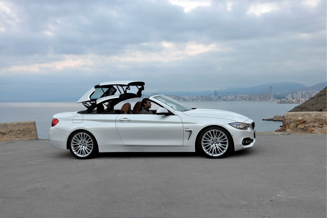 Image 5: BMW 4 Series Convertible 420I Sport 2dr Auto [professional Media]