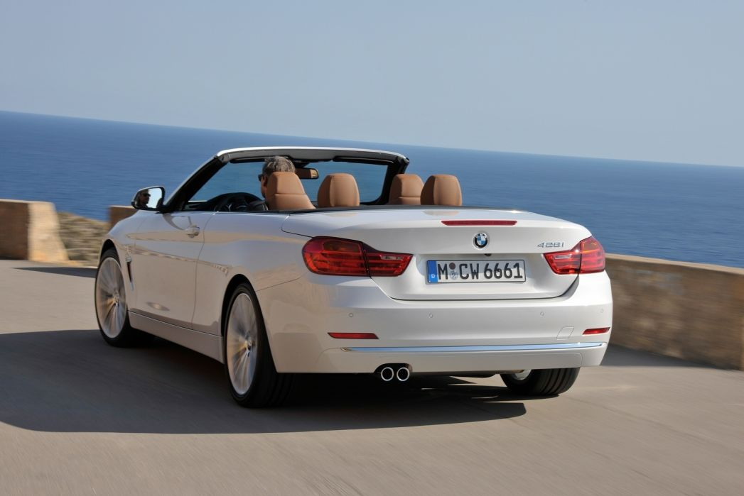 Image 6: BMW 4 Series Convertible 420I Sport 2dr Auto [business Media]