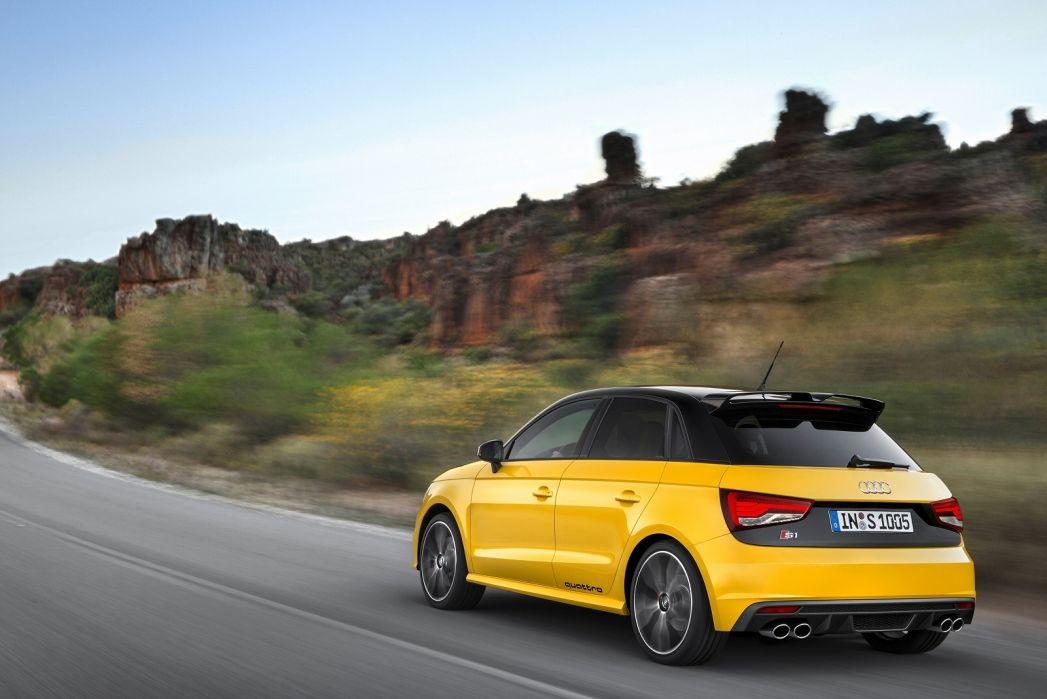 Image 2: Audi A1 Sportback 30 Tfsi S Line 5dr S Tronic [tech Pack]