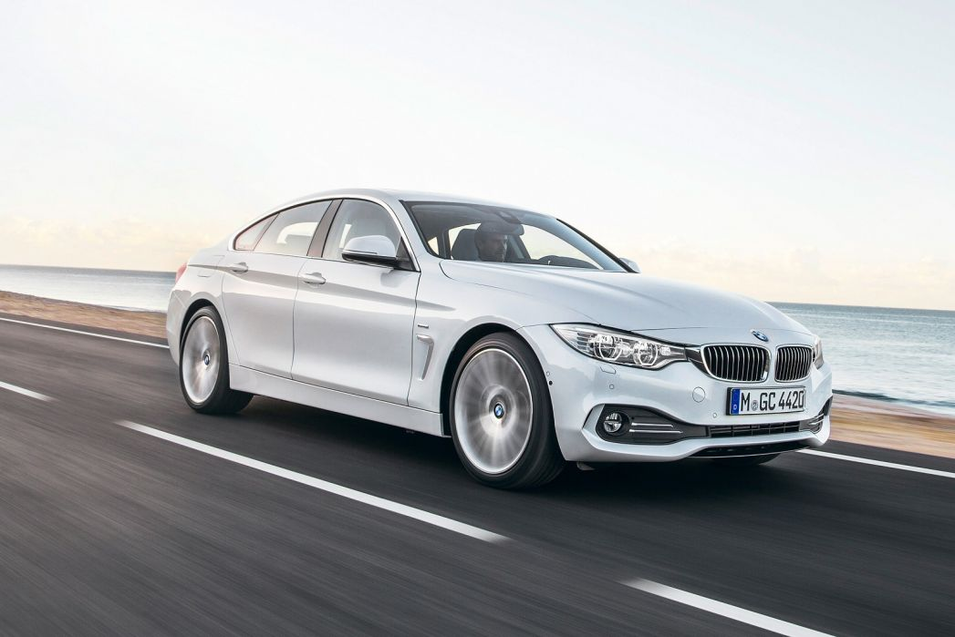 Image 2: BMW 4 Series Gran Diesel Coupe 420D [190] Xdrive Sport 5dr Auto [business Media]