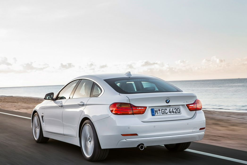 Image 3: BMW 4 Series Gran Diesel Coupe 420D [190] Xdrive Sport 5dr Auto [business Media]