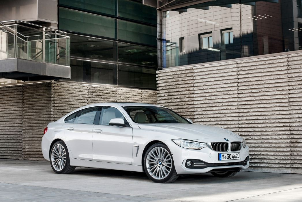 Image 4: BMW 4 Series Gran Coupe 430I M Sport 5dr Auto [professional Media]
