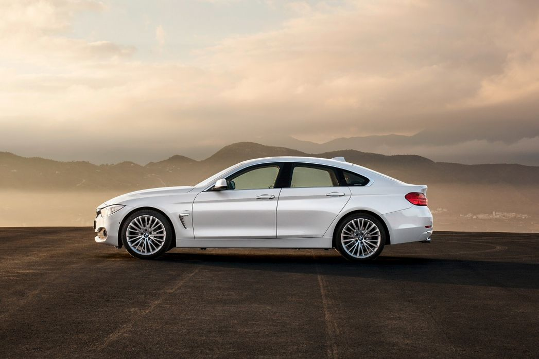Image 5: BMW 4 Series Gran Diesel Coupe 420D [190] Xdrive Sport 5dr Auto [business Media]
