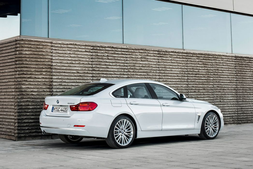 Image 6: BMW 4 Series Gran Diesel Coupe 420D [190] Xdrive Sport 5dr Auto [business Media]