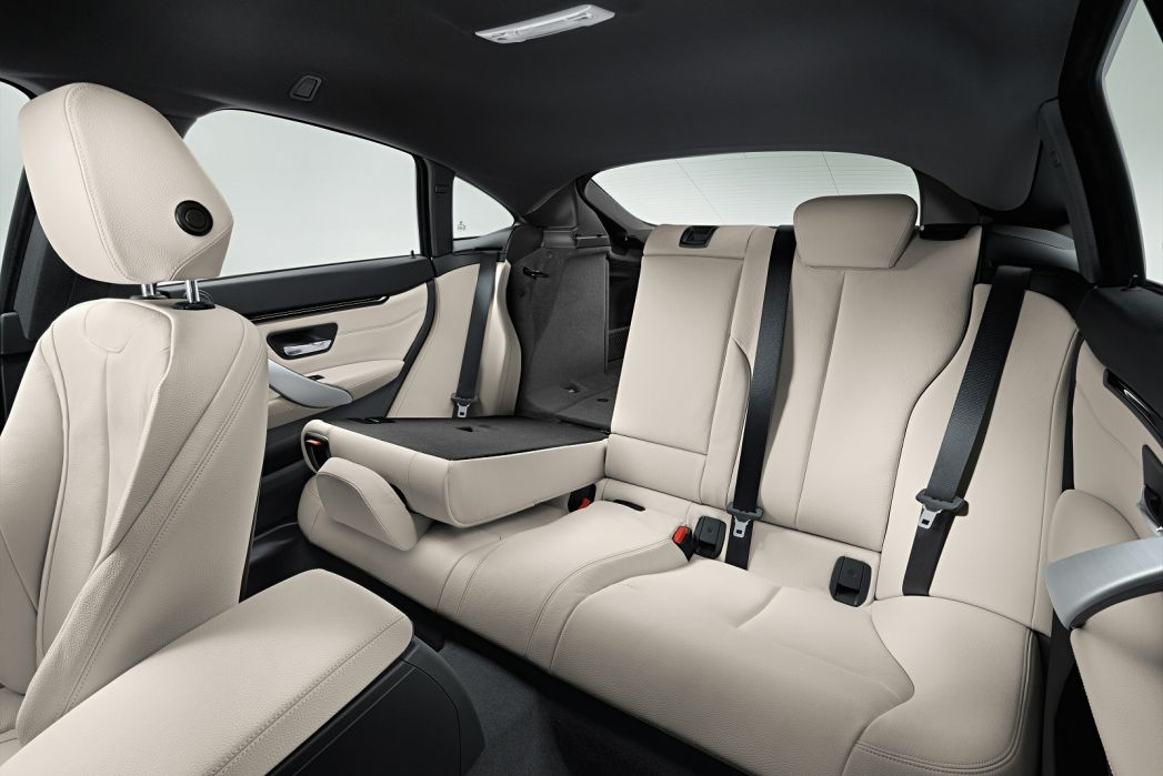 Image 4: BMW 4 Series Gran Coupe 420I M Sport 5dr [professional Media]