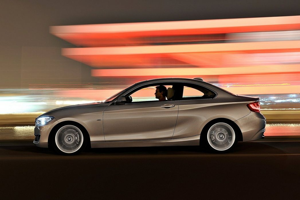 Image 5: BMW 2 Series Coupe 218I M Sport 2dr [NAV]