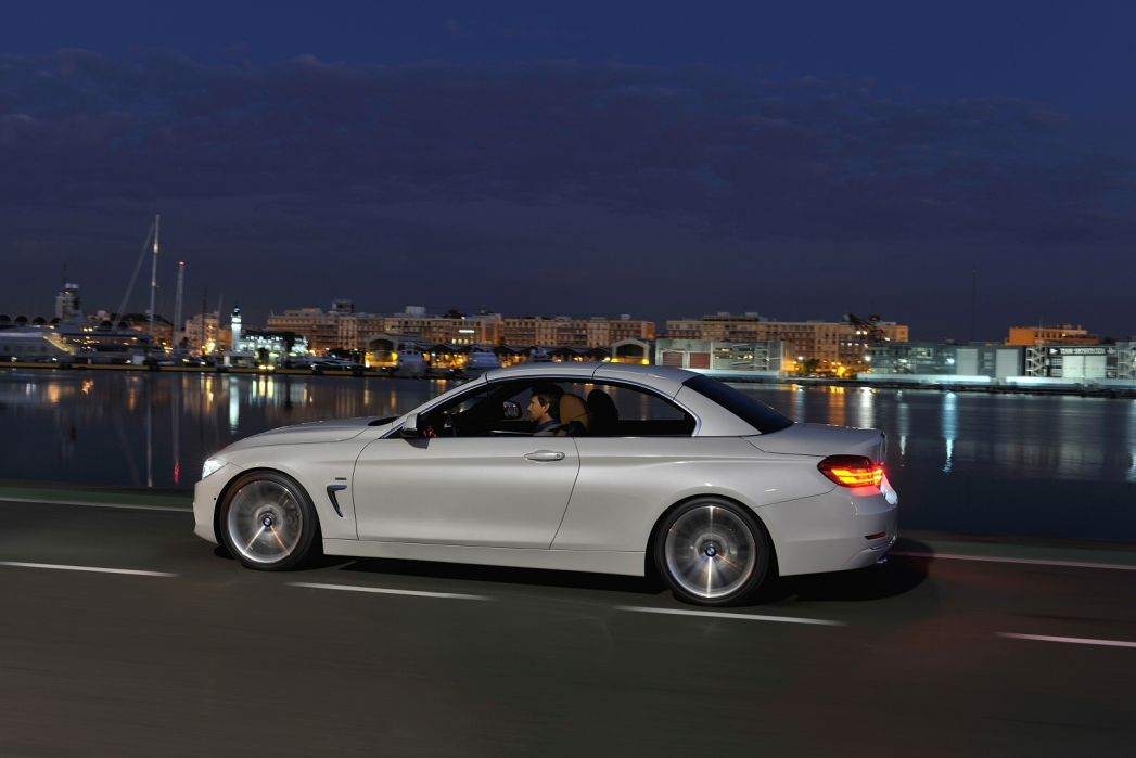 Image 4: BMW 4 Series Diesel Convertible 420D [190] Sport 2dr [professional Media]