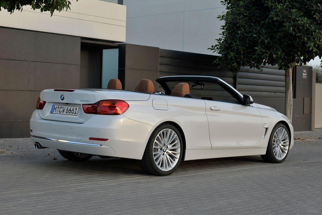 Image 5: BMW 4 Series Diesel Convertible 420D [190] Sport 2dr [professional Media]