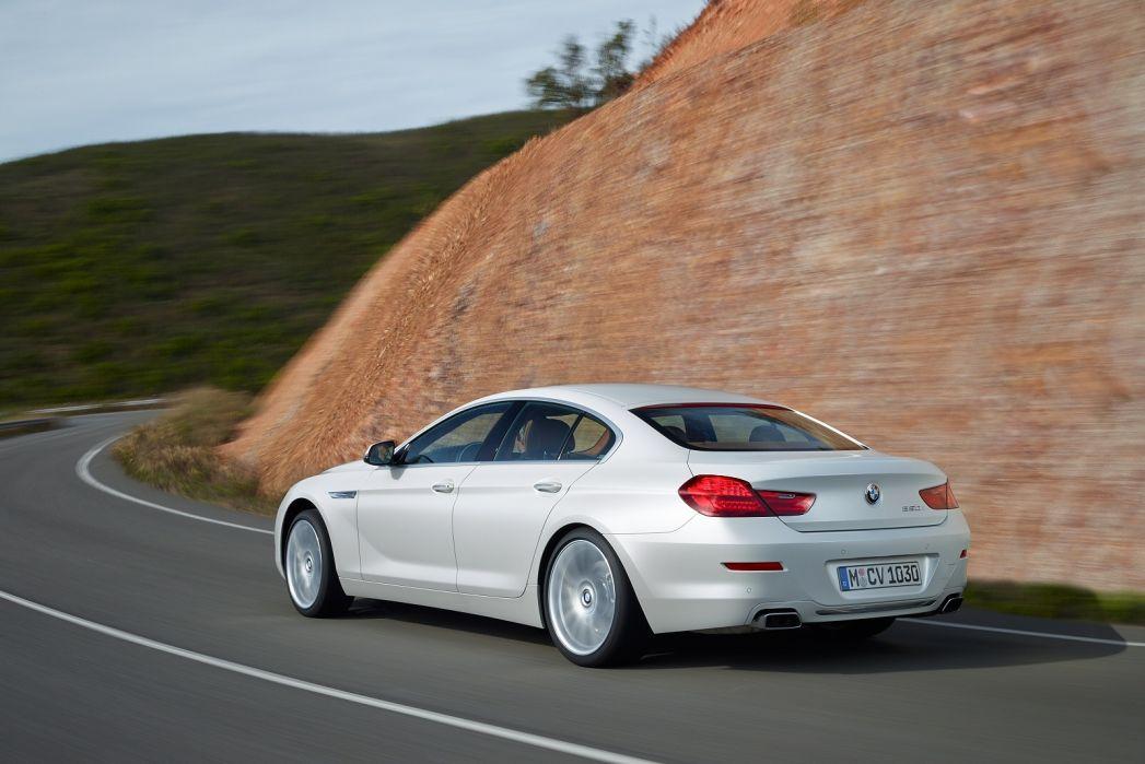 Image 5: BMW 6 Series Gran Turismo Diesel Hatchback 620D Xdrive M Sport 5dr Auto
