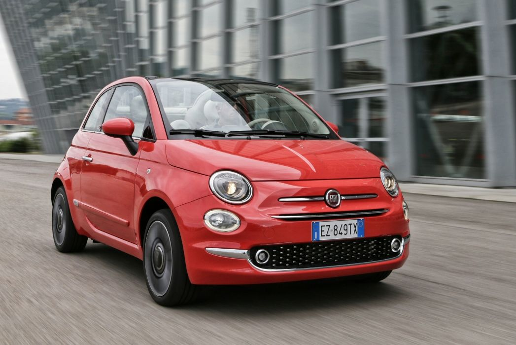 Image 4: Fiat 500C Convertible 1.2 Lounge 2dr