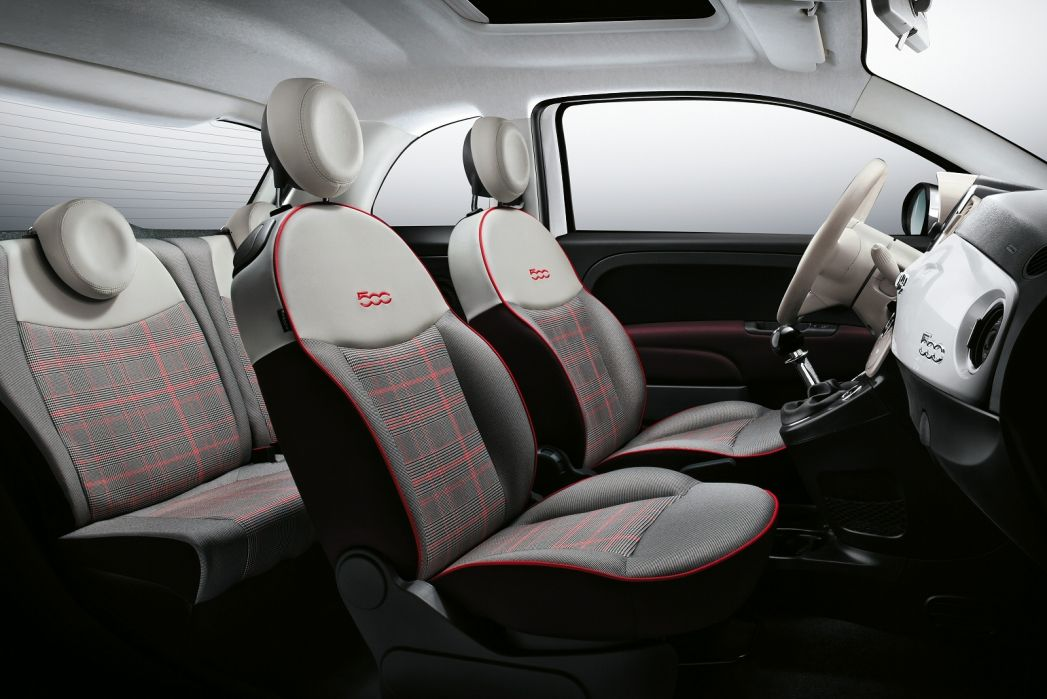 Image 6: Fiat 500 Hatchback 1.2 Lounge 3dr