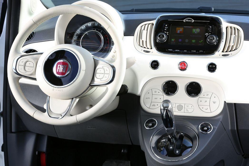 Image 4: Fiat 500 Hatchback 1.2 Lounge 3dr