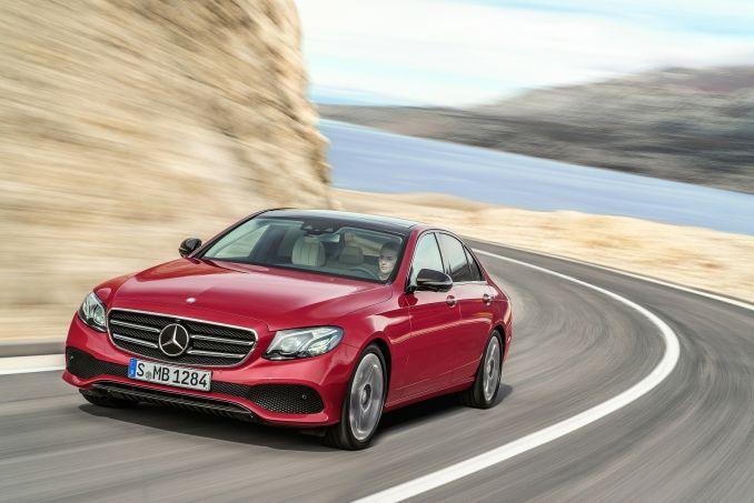 Image 4: Mercedes-Benz E Class Diesel Saloon E220d SE 4dr 9G-Tronic