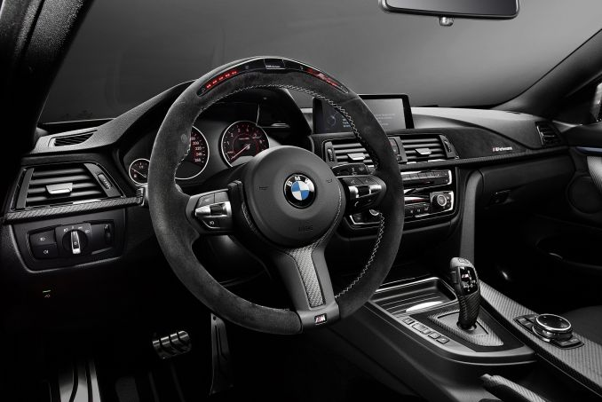 Image 3: BMW 4 Series Coupe 420I M Sport 2dr [professional Media]