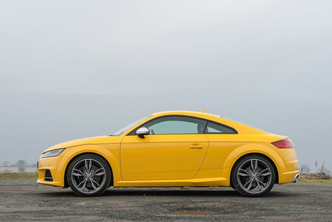 Image 5: Audi TT Roadster 45 Tfsi Black Edition 2dr S Tronic [tech Pack]