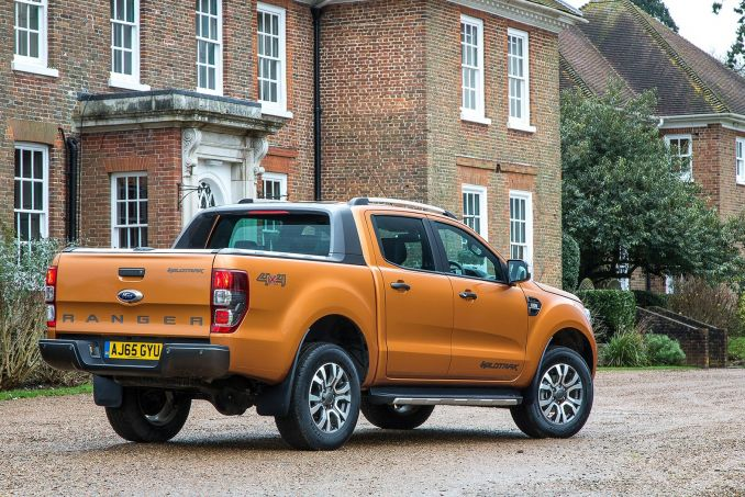 FORD Pick Up Double Cab Limited 2 3.2 TDCi 200