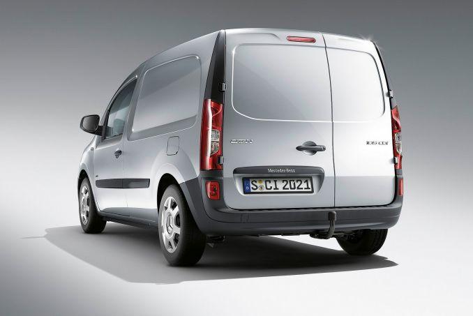 Image 4: Mercedes-Benz Citan Long Diesel 109CDI VAN