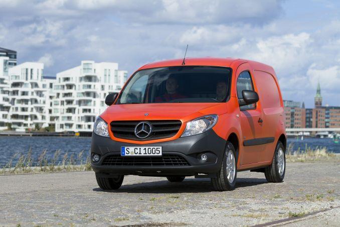 Image 5: Mercedes-Benz Citan Long Diesel 109CDI VAN