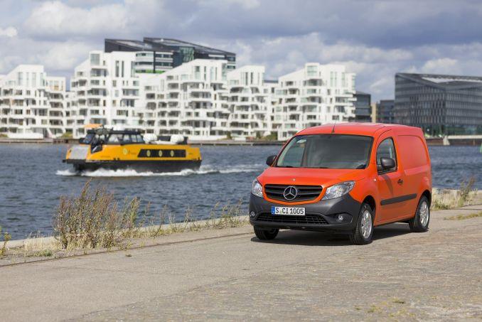 Image 6: Mercedes-Benz Citan Long Diesel 109CDI VAN