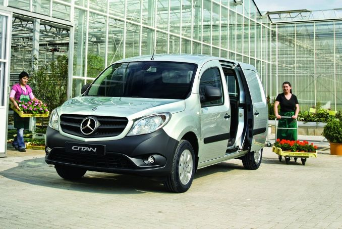 Video Review: Mercedes-Benz Citan Long Diesel 109CDI VAN