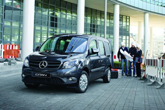 Image 2: Mercedes-Benz Citan Long Diesel 109CDI VAN