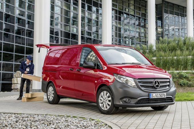 Image 2: Mercedes-Benz Vito L2 Diesel RWD 114CDI Premium VAN
