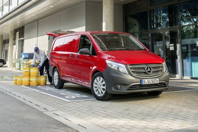 Image 5: Mercedes-Benz Vito L2 Diesel RWD 114CDI Premium VAN