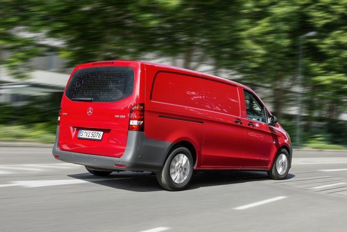 Image 6: Mercedes-Benz Vito L2 Diesel RWD 114CDI Premium VAN