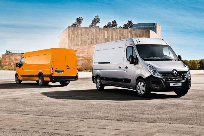 Image 2: Renault Master MWB Diesel FWD Mm33dci 110 Business Medium Roof VAN [euro 6]