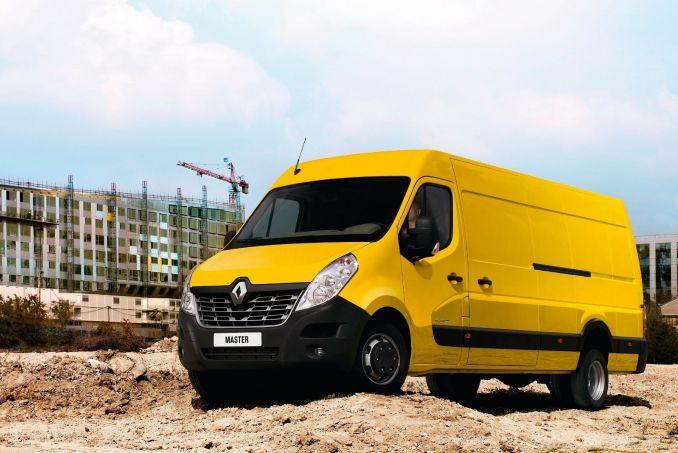 Image 3: Renault Master MWB Diesel FWD Mm33dci 110 Business Medium Roof VAN [euro 6]