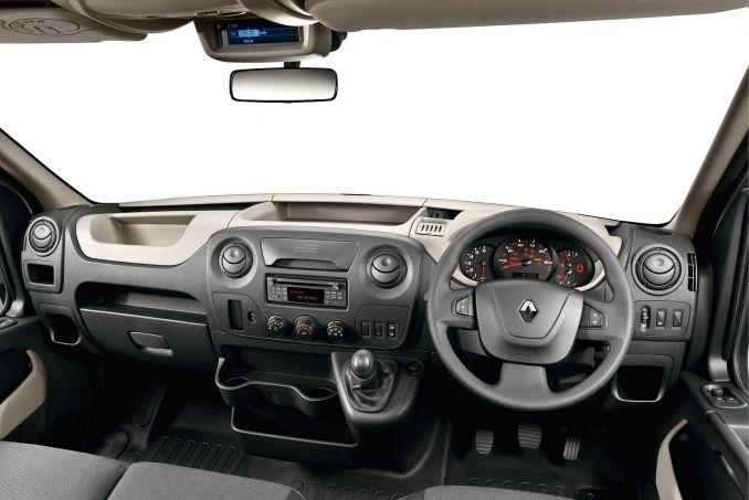 Image 5: Renault Master MWB Diesel FWD Mm33dci 110 Business Medium Roof VAN [euro 6]