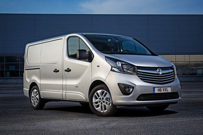 Image 3: Vauxhall Vivaro L1 Diesel 2700 1.5D 100PS Edition H1 VAN