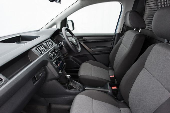 Image 4: Volkswagen Caddy C20 Diesel 2.0 TDI Bluemotion Tech 102PS Highline NAV VAN