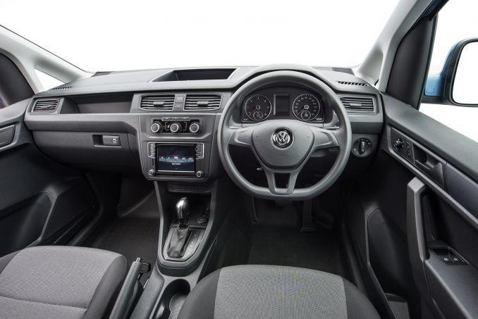 Image 2: Volkswagen Caddy C20 Diesel 2.0 TDI Bluemotion Tech 102PS Highline NAV VAN