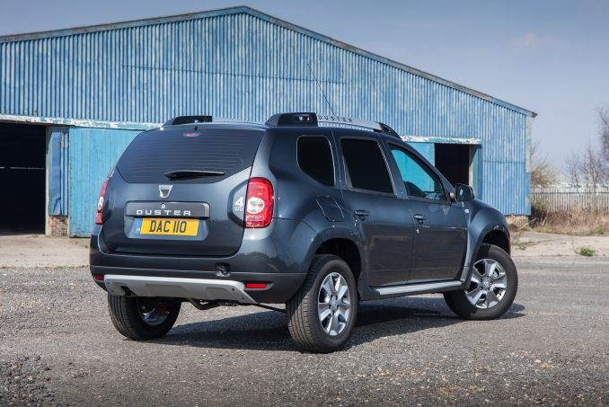 Image 1: Dacia Duster Diesel 1.5 DCI 110 Ambiance Commercial 4X4