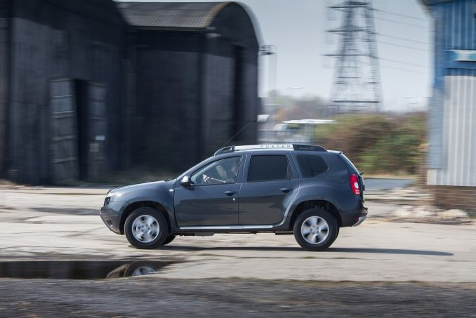 Image 2: Dacia Duster Diesel 1.5 DCI 110 Ambiance Commercial 4X4