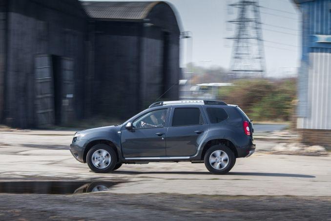 Image 2: Dacia Duster Diesel 1.5 DCI 110 Laureate Commercial 4X4